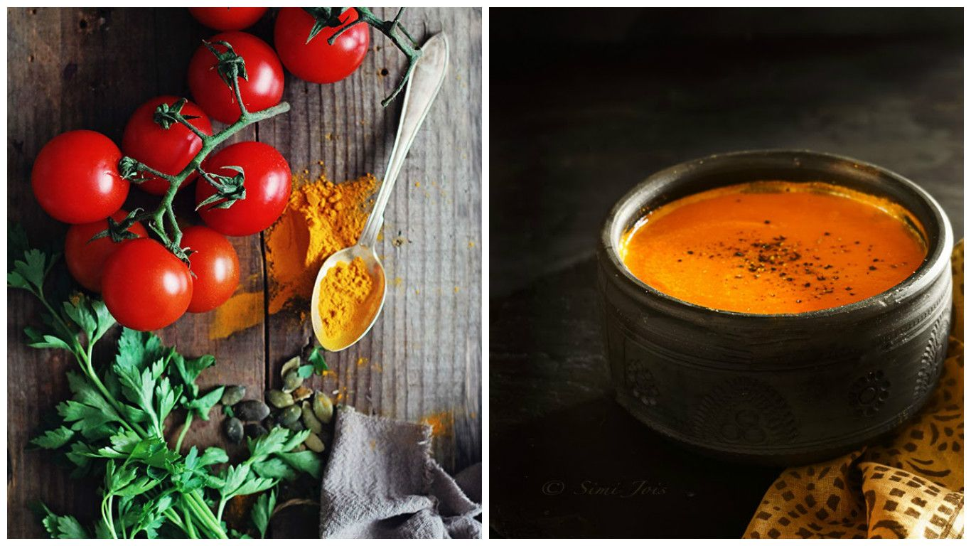 Make Turmeric-Tomato-Black Pepper Soup in 15 Minutes to Fight Cancer, Inflammation and More