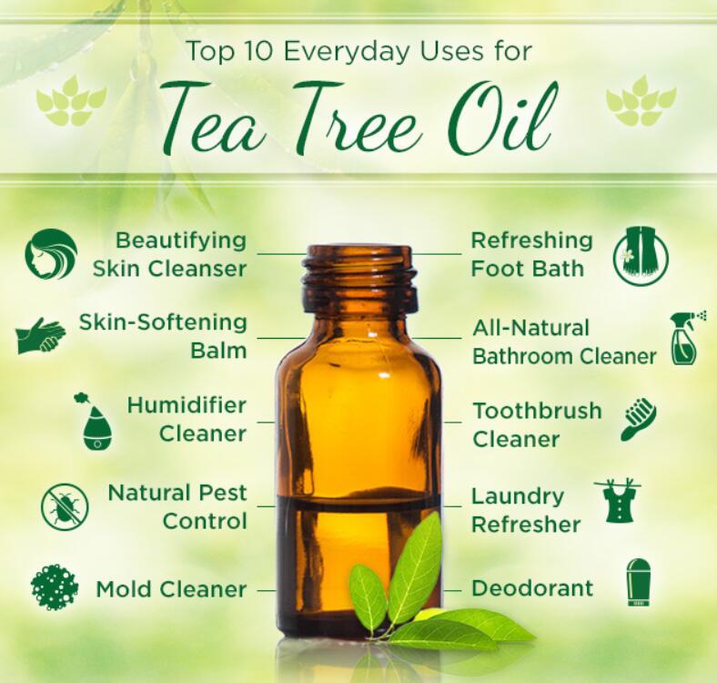 uses of tree oil