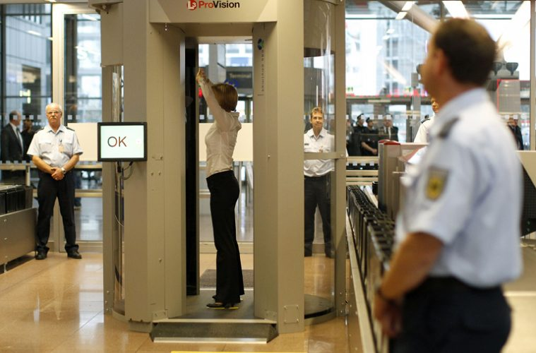 Los Alamos Study Finds Airport Scanners Can Rip Apart & Alter DNA