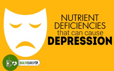 11 Nutrient Deficiencies that Can Cause Depression