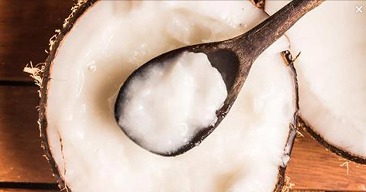 Coconut oil isn't 'healthy,' but don't toss it yet